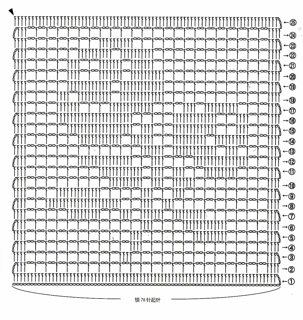 crochet square with rose inside ⋆ crochet kingdom chevy 4 8 vortec engine diagram 8 squares purse diagram