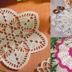 Three Small Doilies