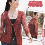 Lacey Crochet Cardigan Pattern