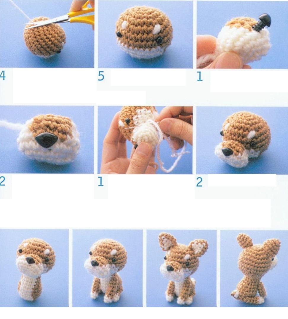 Crochet Dogs Amigurumi Crochet  U22c6 Crochet Kingdom