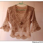 Beautiful Lace Bolero