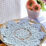 Beautiful Star Doily