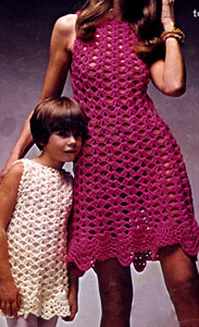 Big & Little Dresses Pattern