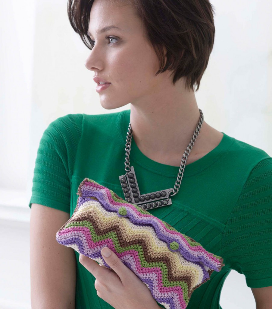 Candy Colored Clutch