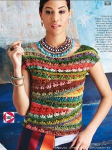 Chic Crochet Top Pattern