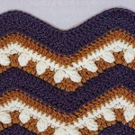 Crochet Wave Pattern Stitch