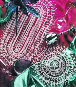 Crochet-pattern-free-doily simple
