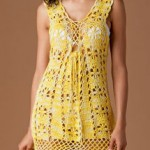 Princess Buttercup Crochet Sundress