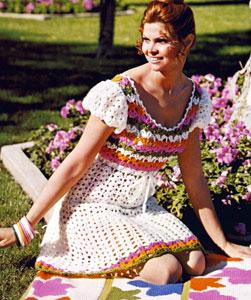 Estrella Peasant Dress Pattern