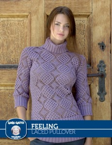 Feeling - Laced Pullover