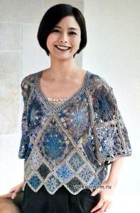 Granny Crochet Tunic Pattern