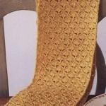 Openwork Scarf Crochet Pattern