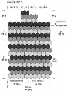 Pretty Hexagonal Blanket Motifs 3