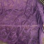 Spiral Crochet Bedspread