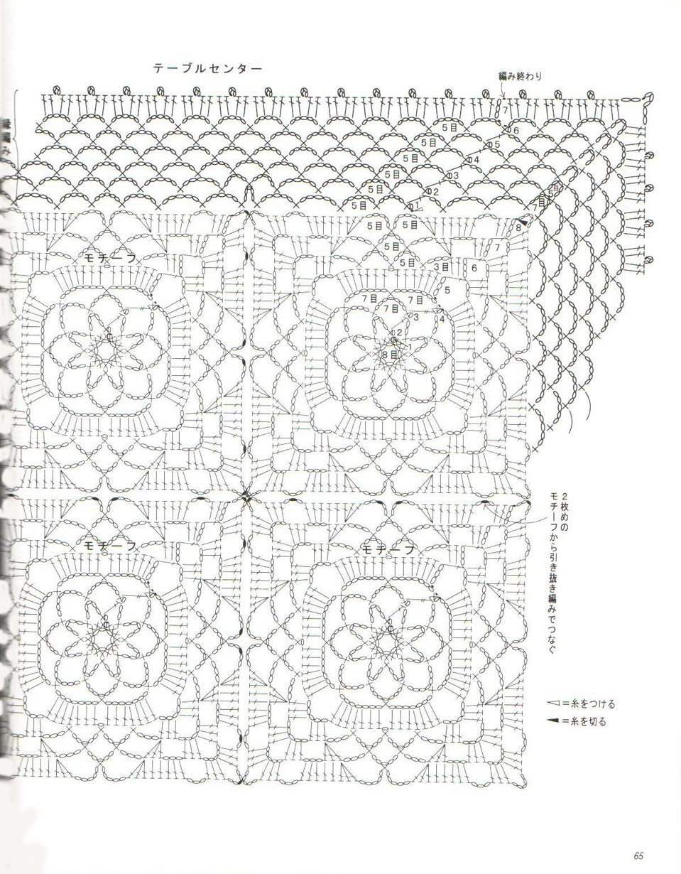 Square Crochet Doily Pattern ⋆ Crochet Kingdom