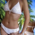 Stunning Crochet Bikini Pattern