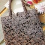Summer Flower Crochet Bag Pattern