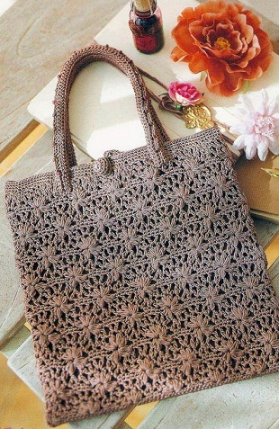 Summer Flower Crochet Bag Pattern Crochet Kingdom