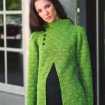 Stylish Crochet Jacket