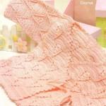 Triangle Crochet Kimono