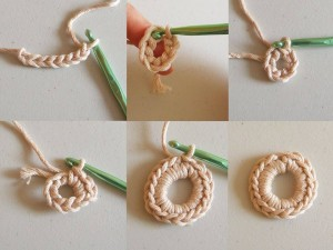 chain crochet necklace 1