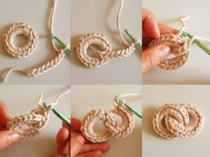 chain crochet necklace 2