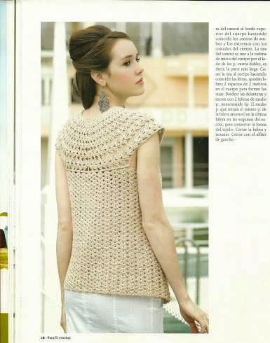 chaleco crochet 1