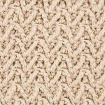 Arrowhead Crochet Stitch