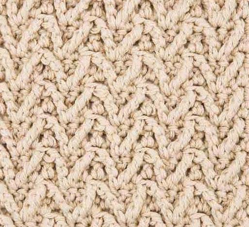 crochet-arrowhead-stitch