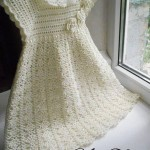 Crochet Baptism Dress