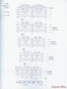 crochet baptisim dress pattern 2