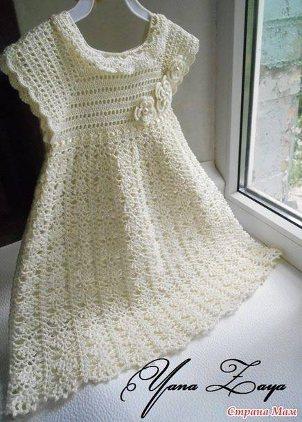 Crochet Christening Dress Pattern Image Collections Knitting