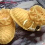 Booties Crochet Picture Tutorial