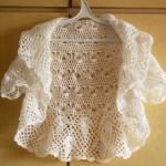 Crochet Cardigan/Bolero