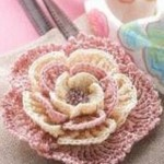 Multi-Layered Crochet Flower