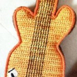 Crochet Guitar Toy Pattern