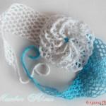 Crochet Flower and Headband