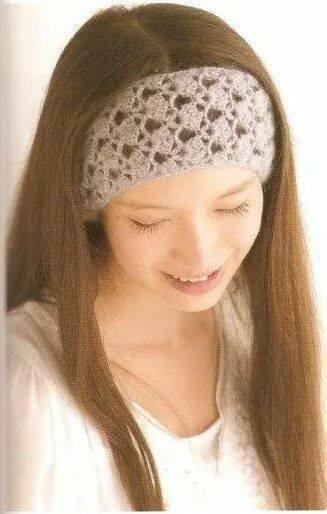 Crochet Headband Pattern Kingdom