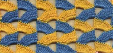 Crochet Stitches Unusual : Unique Crochet Stitch Pattern ? Crochet Kingdom