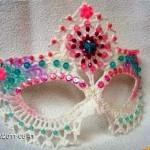 Crochet Masquerade Pattern