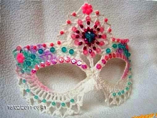 crochet mascarade pattern