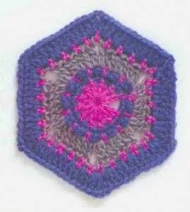 crochet-motif-circle-inside-hexagon