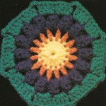 Crochet Octagon Block