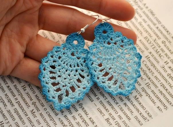 Crochet Pineapple Earrings Pattern ‹� Crochet Kingdom