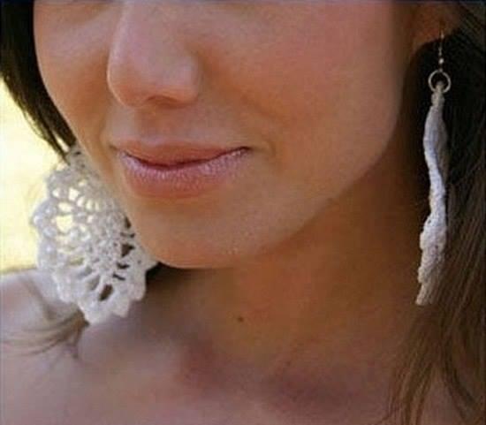Crochet Pineapple Earrings Pattern ⋆ Crochet Kingdom