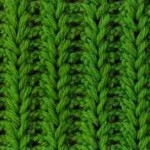 Crochet Stitch Ribbed