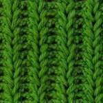 Crochet Stitch Ribbed