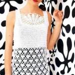 Crochet Singlet Top Pattern