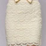 Shell Skirt Crochet Pattern