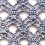 Crochet Stitch - Crowns